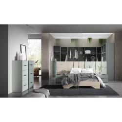 Dormitorio mod. Savana